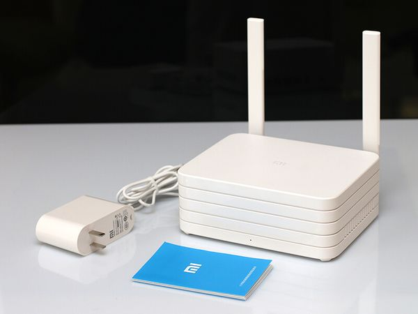 MiWiFi NAS - Millet Router macOS English localization